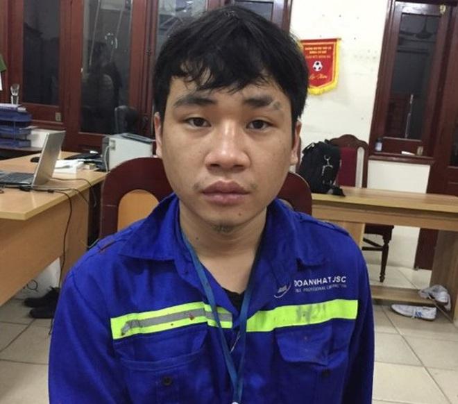 Trốn truy nã từ Sơn La về Hà Nội làm công nhân xây dựng - Ảnh 1.