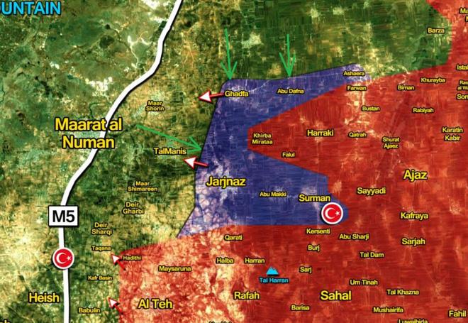CẬP NHẬT: Khủng bố thề liều chết với Nga và Iran ở Idlib, pháo phản lực nã đòn thù vào quê nhà TT Syria - Ảnh 23.