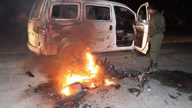 CẬP NHẬT: Khủng bố thề liều chết với Nga và Iran ở Idlib, pháo phản lực nã đòn thù vào quê nhà TT Syria - Ảnh 13.