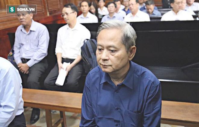 Vụ Vũ nhôm thâu tóm đất vàng: Cựu phó chủ tịch TP.HCM Nguyễn Hữu Tín: Bị cáo rất đau xót - Ảnh 1.