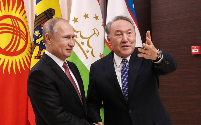 """Cựu TT Kazakhstan: 20 năm trước, không ai nghĩ rằng """"thời đại của Putin"""" đã bắt đầu ở Nga"""
