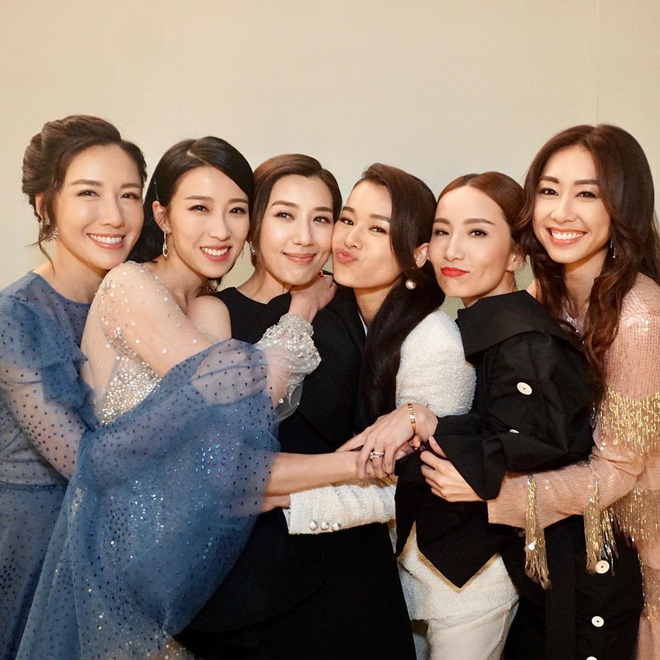 Hội bạn thân quyền lực nhất Hong Kong: Toàn mỹ nhân xinh đẹp, nóng bỏng và giàu có - Ảnh 26.