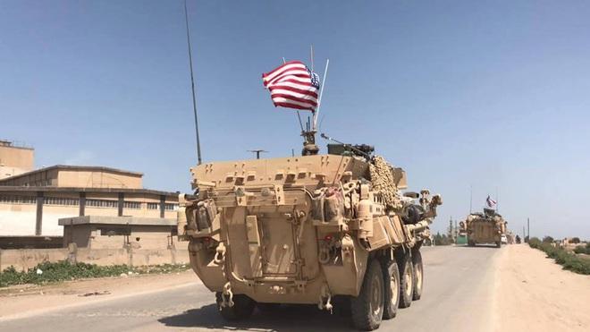 Đoàn xe tuần tra của quân cảnh Nga bị Mỹ chặn lại bằng vũ lực - Ảnh 7.