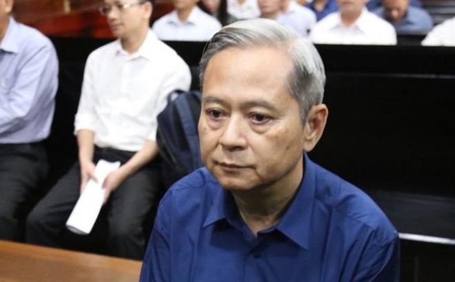 """Bị cáo Nguyễn Hữu Tín, nguyên Phó Chủ tịch UBND TP HCM nói tại phiên xử: """"Tôi biết tôi sai rồi"""""""