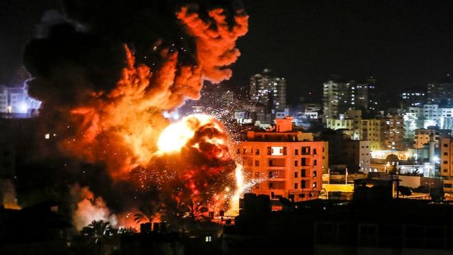 CẬP NHẬT: Israel bị tấn công, TT Netanyahu khẩn cấp xuống hầm, kích hoạt mật mã đỏ - MiG-29 Iran rơi, chiến sự Syria cực nóng - Ảnh 4.