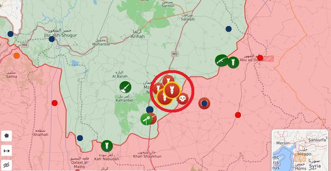 CẬP NHẬT: Israel bị tấn công, TT Netanyahu khẩn cấp xuống hầm, kích hoạt mật mã đỏ - MiG-29 Iran rơi, chiến sự Syria cực nóng - Ảnh 7.