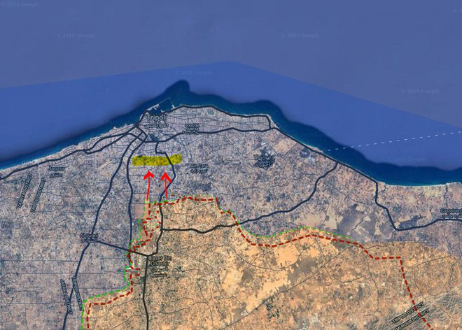 Libya trên bờ vực sụp đổ, quyết tọa sơn quan hổ đấu, Nga đợi trùm cuối xuất hiện? - Ảnh 1.