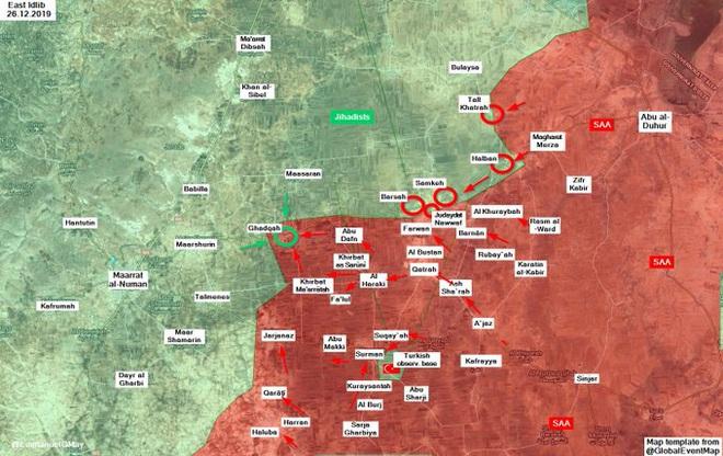 CẬP NHẬT: Tên lửa TOW nã thẳng vào xe tăng T-62 của QĐ Syria - TT Trump cáo buộc Nga đang đi trên con đường giết chóc - Ảnh 28.