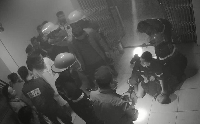 Vụ gã đàn ông đốt bệnh viện, đòi hiếp dâm nữ y tá: Nạn nhân vẫn còn hoảng loạn