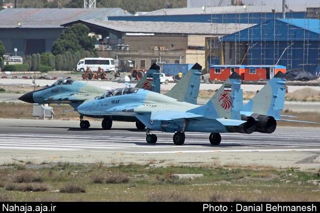 CẬP NHẬT: Israel bị tấn công, TT Netanyahu khẩn cấp xuống hầm, kích hoạt mật mã đỏ - MiG-29 Iran rơi, chiến sự Syria cực nóng - Ảnh 8.