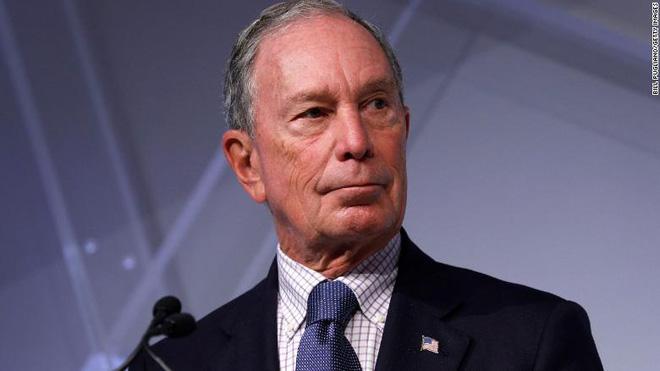 Tranh cử kiểu tỷ phú: Ông Bloomberg quyết đại chiến với TT Trump bằng túi tiền không đáy - Ảnh 1.