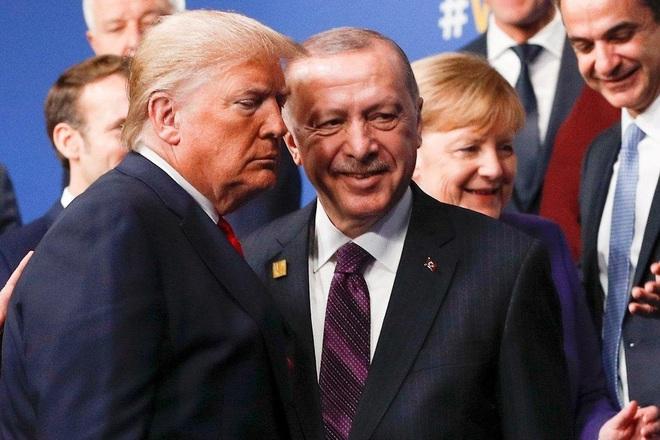 Đấu quyết liệt vì S-400 của Nga, Thổ Nhĩ Kỳ dẫn tỷ số trước Mỹ: NATO nên tự trách mình vì bỏ rơi đồng minh? - Ảnh 1.