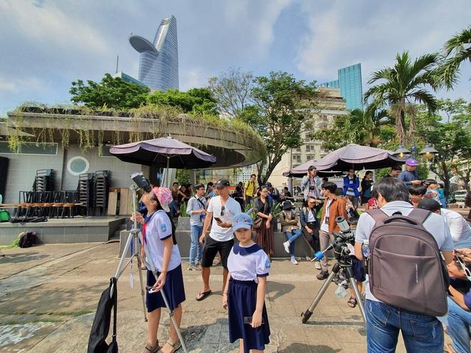 Xem nhật thực cuối cùng của thập kỷ ở Việt Nam trưa nay - Ảnh 4.