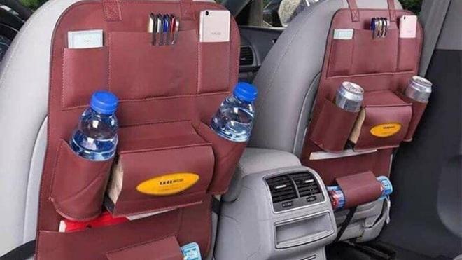 Một số mẹo đơn giản làm sạch nội thất xe ô tô - Ảnh 9.
