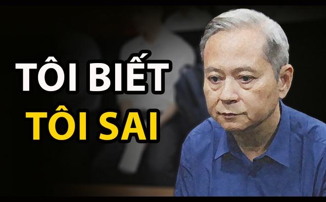 """Vụ Vũ 'nhôm' thâu tóm đất vàng: Cựu phó chủ tịch TP.HCM Nguyễn Hữu Tín: """"Bị cáo rất đau xót"""""""