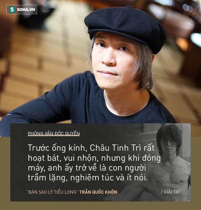 Phỏng vấn độc quyền sao Diệp Vấn: Có thể đóng Lý Tiểu Long tới 80 tuổi, tiết lộ bí mật về Châu Tinh Trì - Ảnh 11.