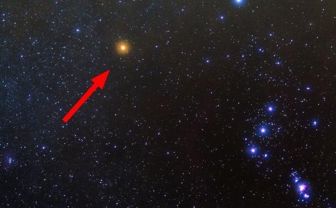 Ngôi sao đỏ khổng lồ rất gần Trái Đất đang hành động kỳ lạ, có thể sắp nổ tung