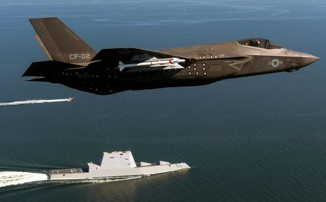 Vừa biên chế F-35C, hải quân Mỹ đã cần máy bay chiến đấu thế hệ 6
