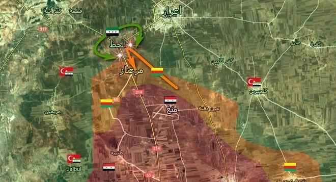 CẬP NHẬT: Tên lửa TOW nã thẳng vào xe tăng T-62 của QĐ Syria - TT Trump cáo buộc Nga đang đi trên con đường giết chóc - Ảnh 4.