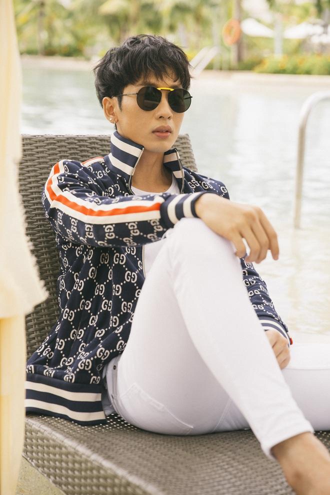 Hé lộ hậu trường vai diễn điện ảnh đầu tay của Hoa hậu Chuyển giới Hương Giang - Ảnh 3.