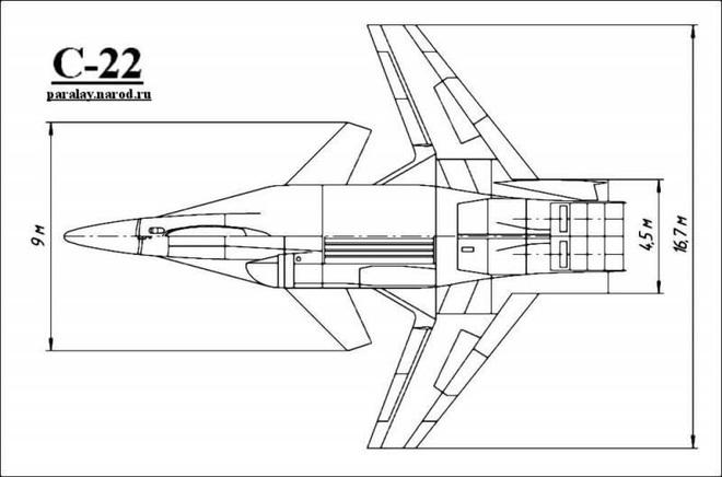 Không phải Su-57, đây là máy bay thế hệ 5 đầu tiên của Nga: Số phận hẩm hiu vì khác người? - ảnh 1