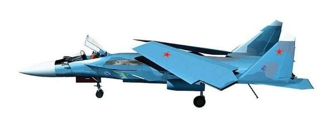 Không phải Su-57, đây là máy bay thế hệ 5 đầu tiên của Nga: Số phận hẩm hiu vì khác người? - ảnh 3