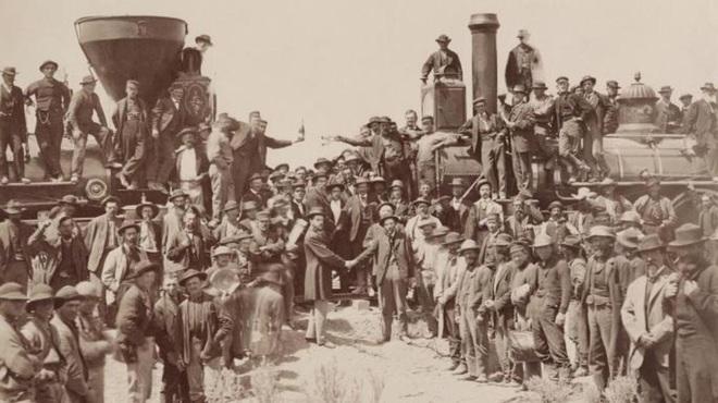 Xuyên qua 8 múi giờ, đây là tuyến đường sắt dài bậc nhất, hiểm trở nhất thế giới - ảnh 6
