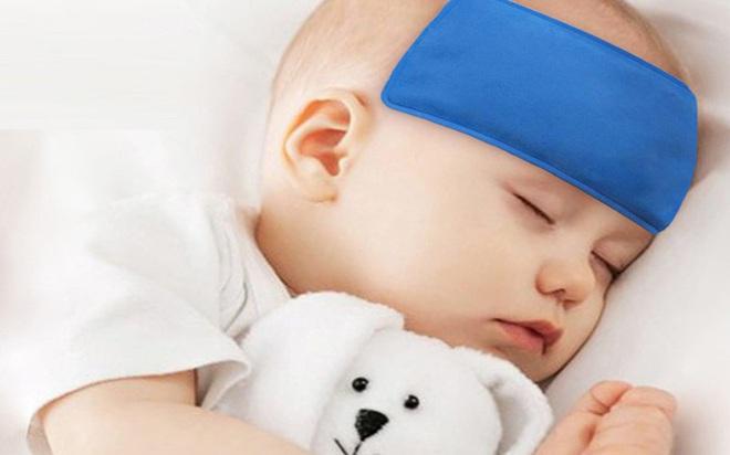 10 cách hạ sốt không dùng thuốc cho trẻ hiệu quả - Ảnh 10.