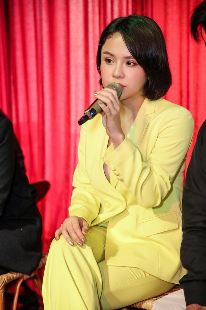 Thái Trinh thừa nhận hận, không muốn chạm mặt Quang Đăng sau khi chia tay - Ảnh 3.