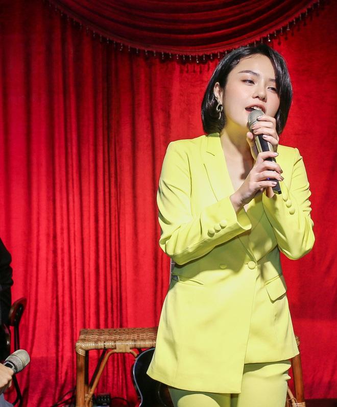 Thái Trinh thừa nhận hận, không muốn chạm mặt Quang Đăng sau khi chia tay - Ảnh 2.