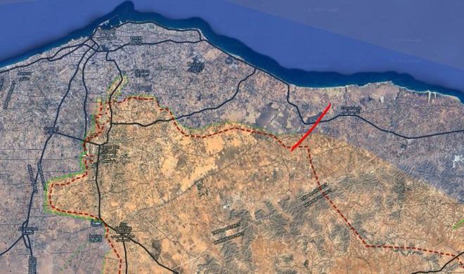 CẬP NHẬT: Thủ đô Libya bị cô lập, 3 nhóm phiến quân Syria được Thổ chọn mặt gửi vàng, KQ Nga đập nát phòng tuyến Idlib - Ảnh 1.