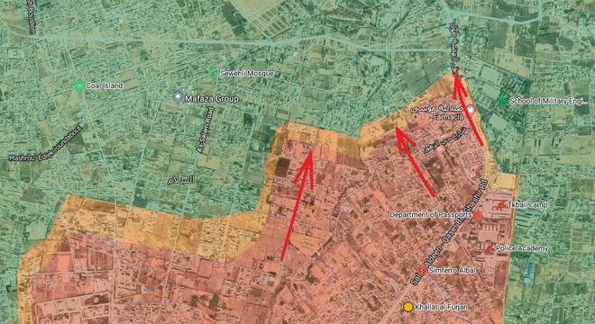 CẬP NHẬT: Không vận thành công 250 phiến quân Syria tới Libya, F-16 Thổ đánh rắn dập đầu một loạt căn cứ của LNA? - Ảnh 10.
