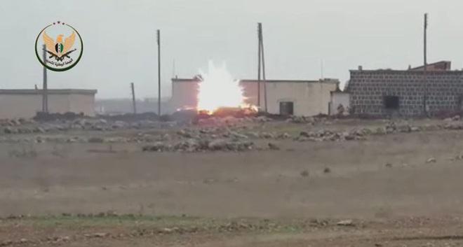 CẬP NHẬT: Không vận thành công 250 phiến quân Syria tới Libya, F-16 Thổ đánh rắn dập đầu một loạt căn cứ của LNA? - Ảnh 2.