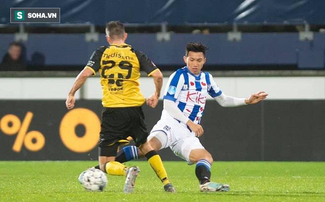 Cựu HLV Heerenveen: Văn Hậu không đủ tốt nhưng nhận lương quá cao, tôi không bao giờ chấp nhận điều đó