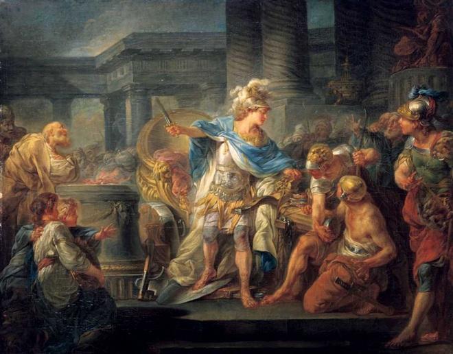 Hai người thầy vĩ đại khiến Alexander Đại đế mang ơn cả đời là ai? - Ảnh 5.