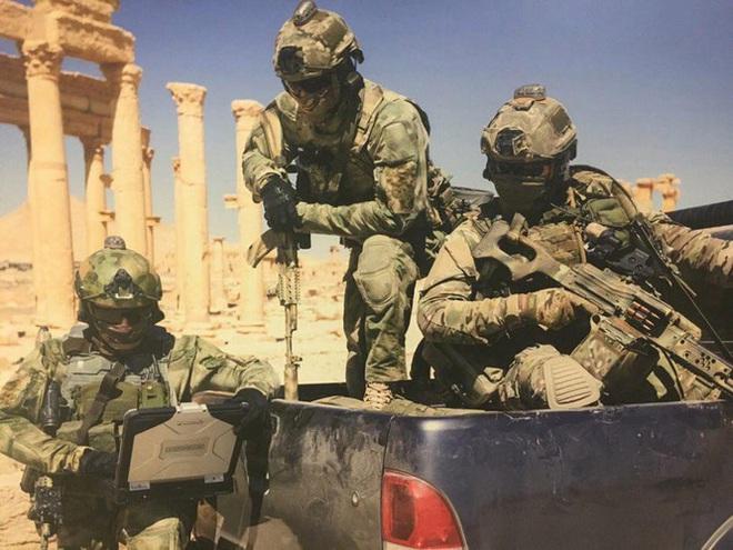 [ẢNH] Lính đánh thuê Mỹ chặn quân Nga: Làm sao để tránh xung đột trực tiếp? - Ảnh 12.