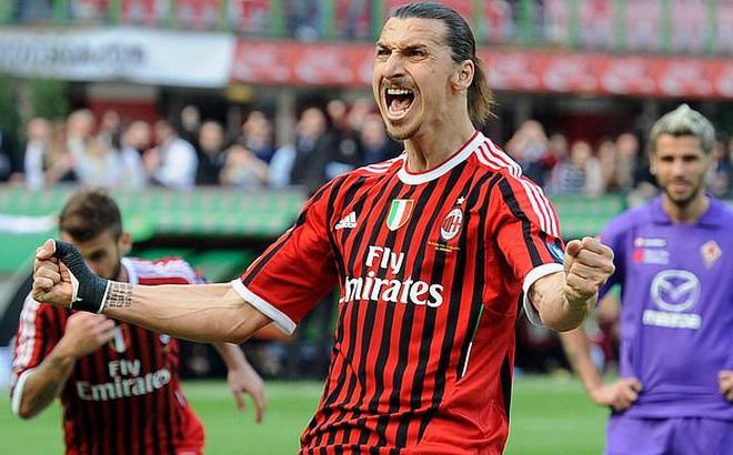 """Lão tướng 38 tuổi Ibrahimovic thề """"giải cứu"""" AC Milan"""