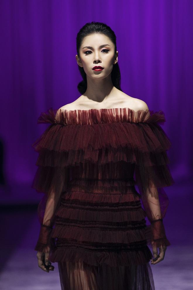 Hoa hậu Hoàn vũ Riyo Mori đến Việt Nam, làm vedette cho show diễn của Công Trí  - Ảnh 10.