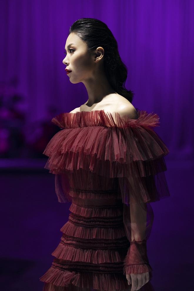 Hoa hậu Hoàn vũ Riyo Mori đến Việt Nam, làm vedette cho show diễn của Công Trí  - Ảnh 11.