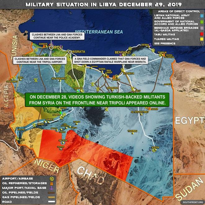 CẬP NHẬT: Căn cứ bị tập kích trong đêm, Pantsir-S1 của Syria bắn tới tấp - UAV phiến quân rơi lả tả - Ảnh 2.