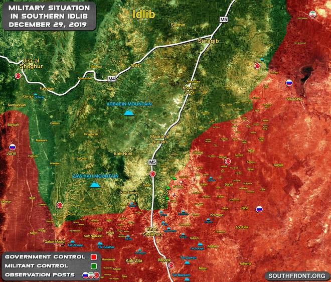 CẬP NHẬT: Căn cứ bị tập kích trong đêm, Pantsir-S1 của Syria bắn tới tấp - UAV phiến quân rơi lả tả - Ảnh 4.