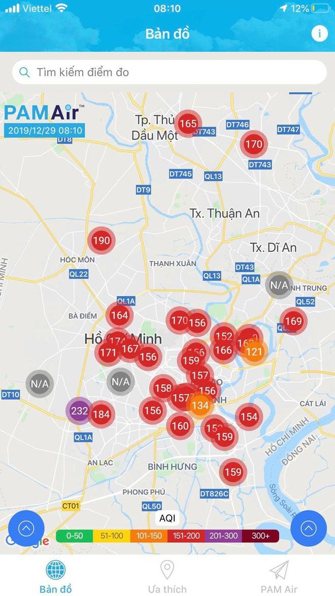 Sương mù ở TPHCM do ô nhiễm nghiêm trọng - Ảnh 1.