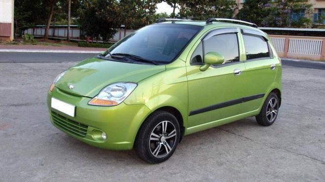 Có 100 triệu mua được những mẫu xe ô tô nào tại Việt Nam? - Ảnh 6.