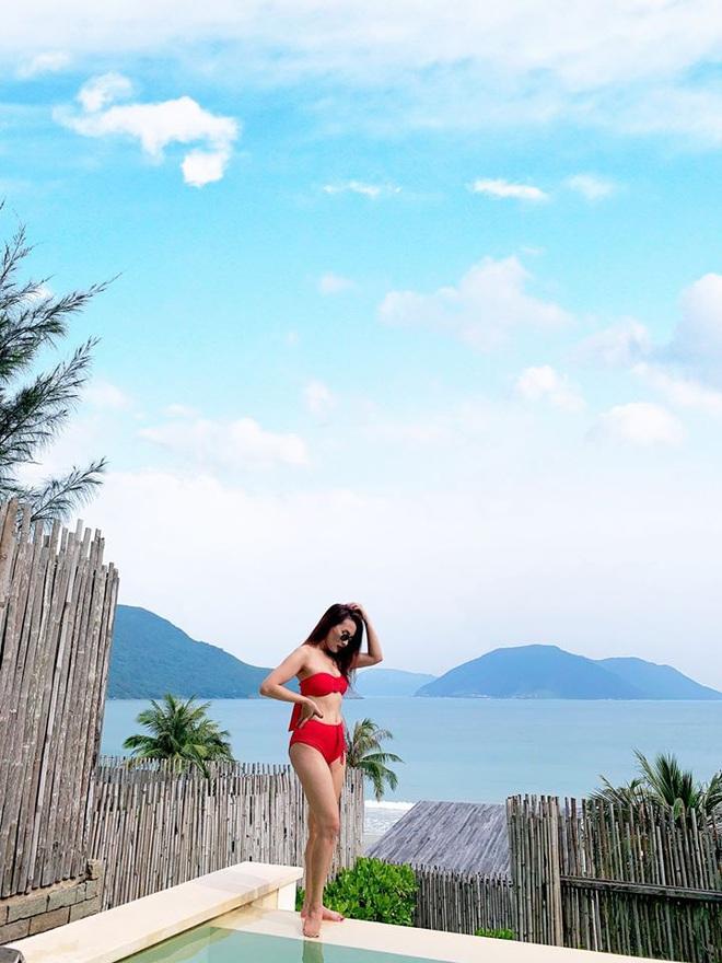 Bảo Thanh tung ảnh không photoshop, khoe những ngấn mỡ yêu thương ở tuổi 30 - Ảnh 2.