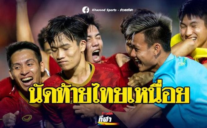 """Báo Thái Lan lo lắng: """"Chúng ta lại mệt mỏi với Việt Nam rồi!"""""""
