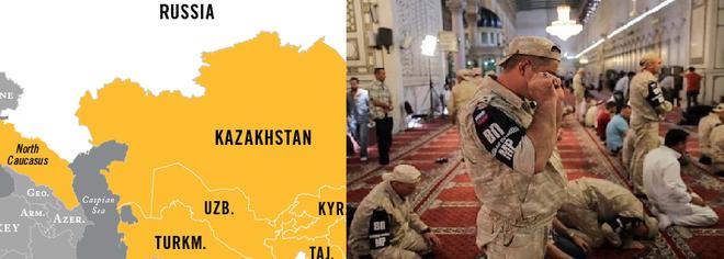 10.000 tên khủng bố trước cửa nước Nga: Chiến thắng ở Syria nhưng cay đắng ở Kavkaz? - Ảnh 1.