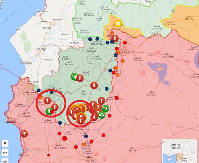 CẬP NHẬT: Houthi bắn hạ 2 máy bay Saudi liên tiếp, hình ảnh khủng khiếp - QĐ Syria tổn thất nặng - Ảnh 3.