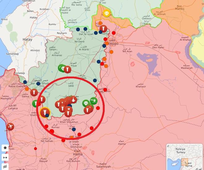 CẬP NHẬT: Houthi bắn hạ 2 máy bay Saudi liên tiếp, hình ảnh khủng khiếp - QĐ Syria tổn thất nặng - Ảnh 1.