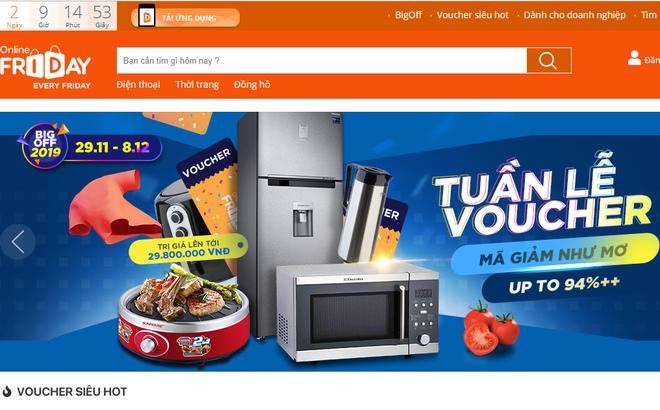 Quy mô khủng của ngày mua sắm trực tuyến lớn nhất VN: 1.000 thương hiệu, 50.000 mặt hàng, giảm giá tới 70%