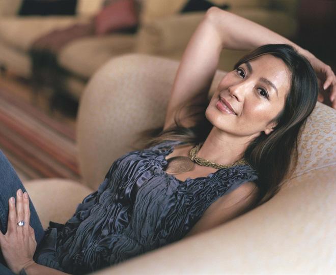 Dương Tử Quỳnh: Từ Hoa hậu trở thành đả nữ nổi tiếng thế giới, cả đời không thể sinh con - Ảnh 10.